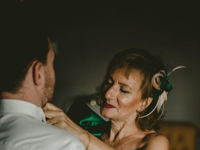 La boda de Adrián y Sonia en El Burgo De Ebro, Zaragoza 7