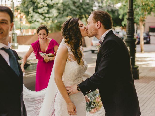 La boda de Adrián y Sonia en El Burgo De Ebro, Zaragoza 27