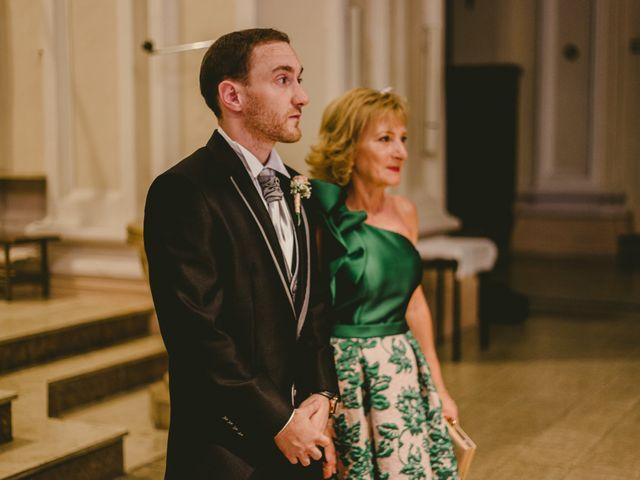 La boda de Adrián y Sonia en El Burgo De Ebro, Zaragoza 28