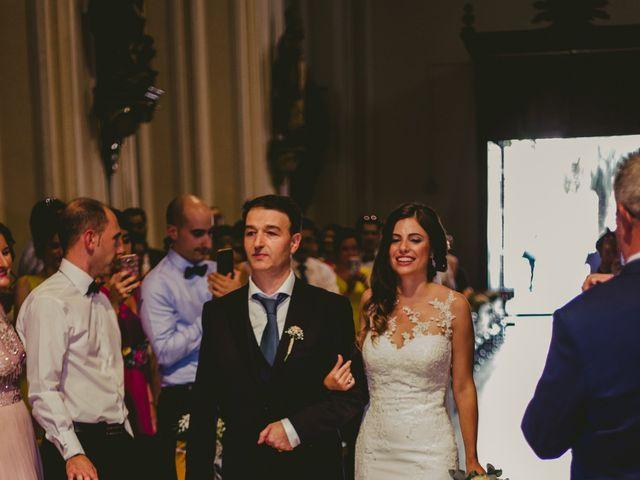 La boda de Adrián y Sonia en El Burgo De Ebro, Zaragoza 29