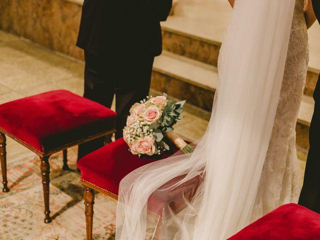 La boda de Adrián y Sonia en El Burgo De Ebro, Zaragoza 33