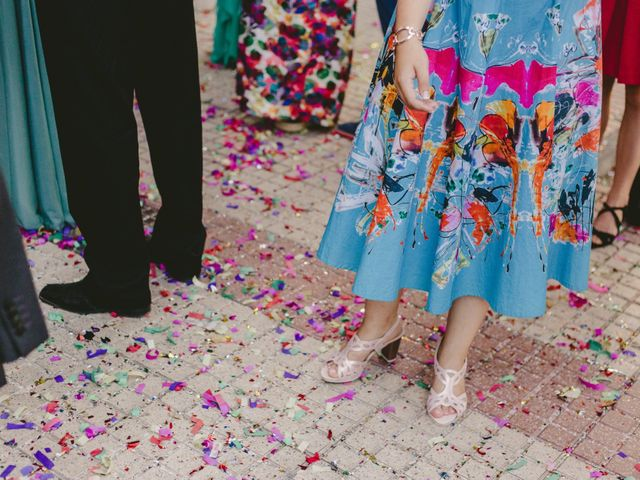 La boda de Adrián y Sonia en El Burgo De Ebro, Zaragoza 38