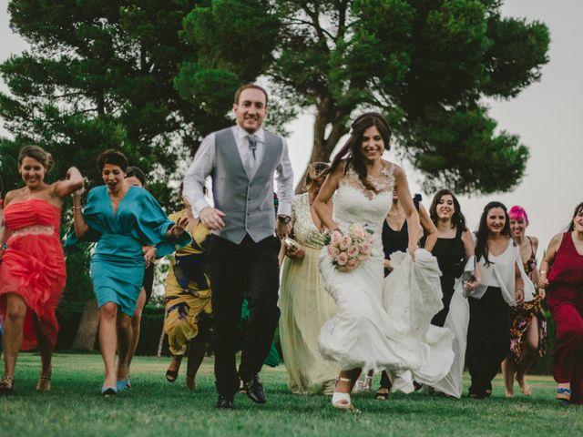 La boda de Adrián y Sonia en El Burgo De Ebro, Zaragoza 46