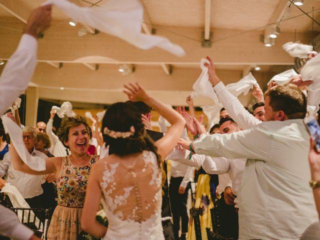 La boda de Adrián y Sonia en El Burgo De Ebro, Zaragoza 49