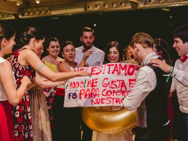 La boda de Adrián y Sonia en El Burgo De Ebro, Zaragoza 56