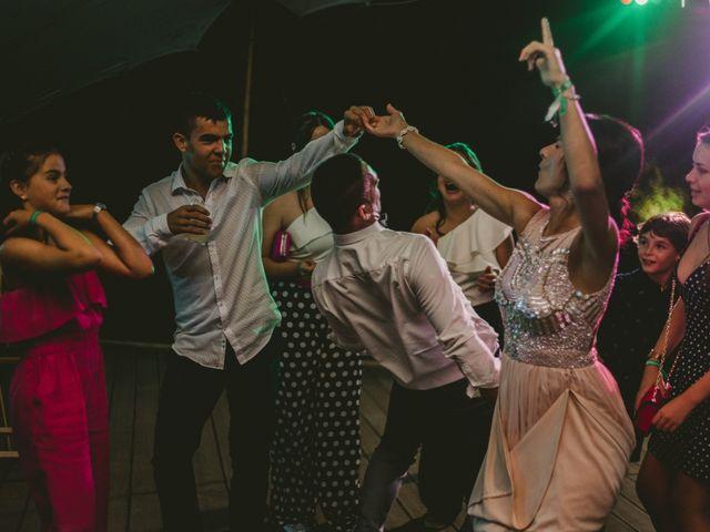 La boda de Adrián y Sonia en El Burgo De Ebro, Zaragoza 61