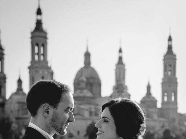 La boda de Adrián y Sonia en El Burgo De Ebro, Zaragoza 68