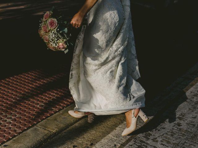 La boda de Adrián y Sonia en El Burgo De Ebro, Zaragoza 1