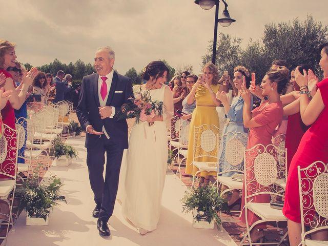 La boda de Jose Alberto y Silvia en La Roda, Albacete 20