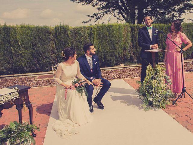La boda de Jose Alberto y Silvia en La Roda, Albacete 22