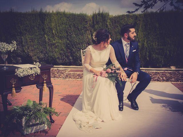 La boda de Jose Alberto y Silvia en La Roda, Albacete 23