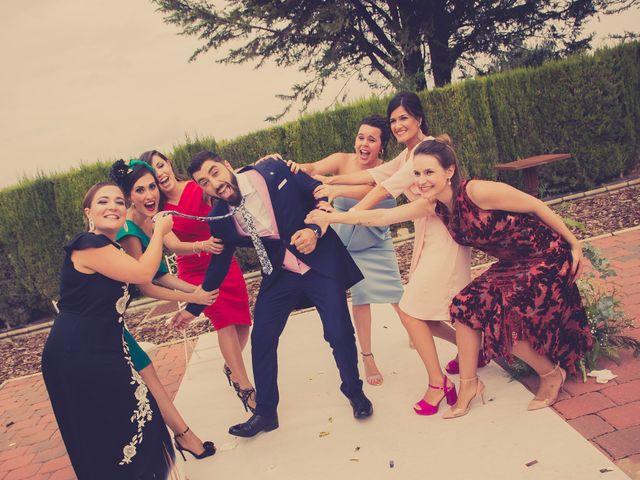 La boda de Jose Alberto y Silvia en La Roda, Albacete 31