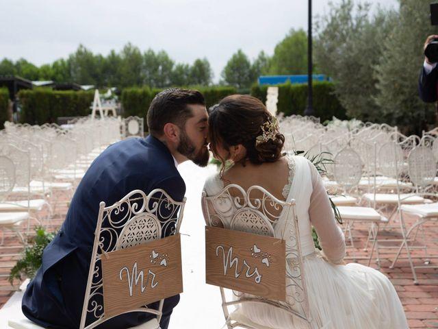 La boda de Jose Alberto y Silvia en La Roda, Albacete 32