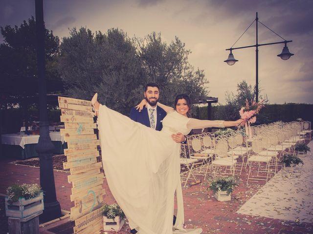 La boda de Jose Alberto y Silvia en La Roda, Albacete 36