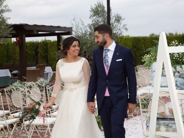 La boda de Jose Alberto y Silvia en La Roda, Albacete 41