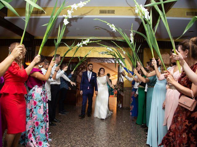 La boda de Jose Alberto y Silvia en La Roda, Albacete 46