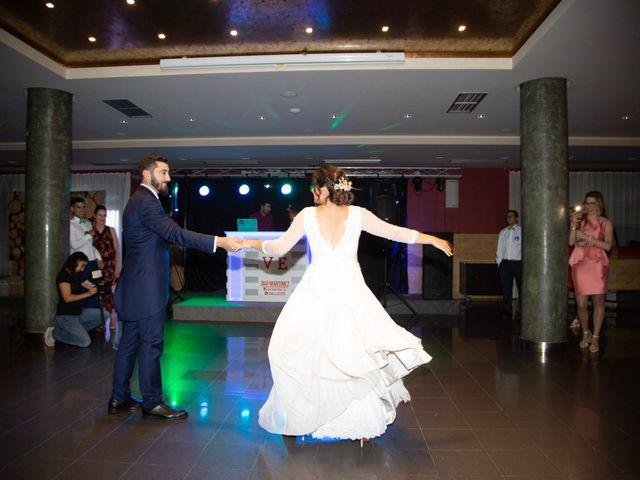 La boda de Jose Alberto y Silvia en La Roda, Albacete 51