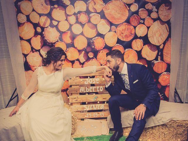 La boda de Jose Alberto y Silvia en La Roda, Albacete 53