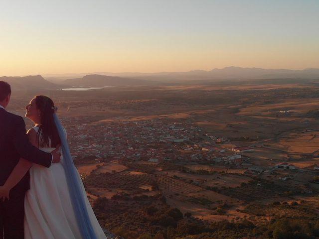 La boda de Raúl y Inma en Herrera Del Duque, Badajoz 4