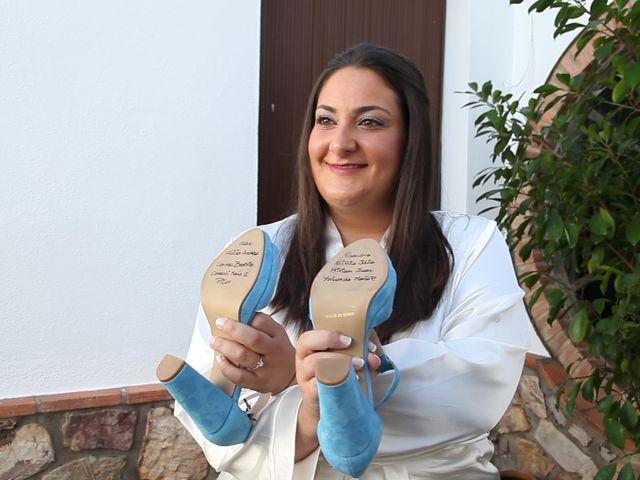 La boda de Raúl y Inma en Herrera Del Duque, Badajoz 20