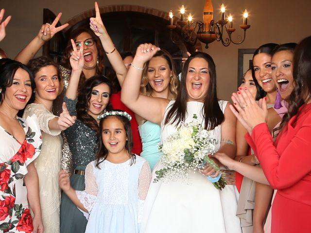 La boda de Raúl y Inma en Herrera Del Duque, Badajoz 34