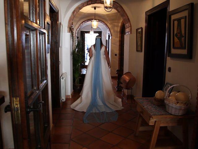 La boda de Raúl y Inma en Herrera Del Duque, Badajoz 35