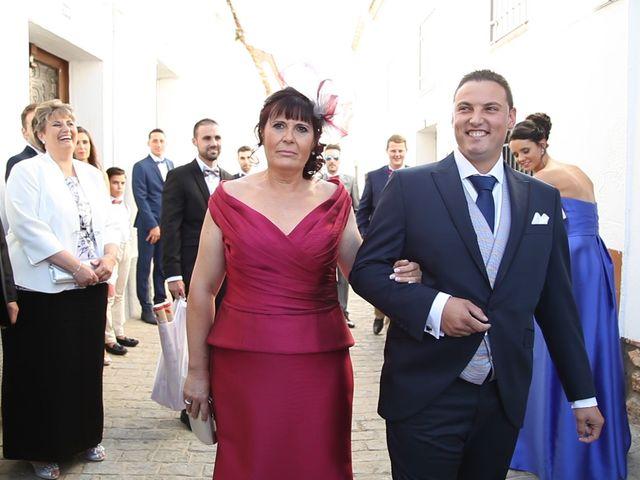 La boda de Raúl y Inma en Herrera Del Duque, Badajoz 36