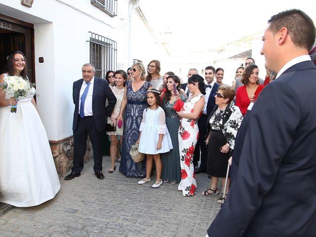 La boda de Raúl y Inma en Herrera Del Duque, Badajoz 37