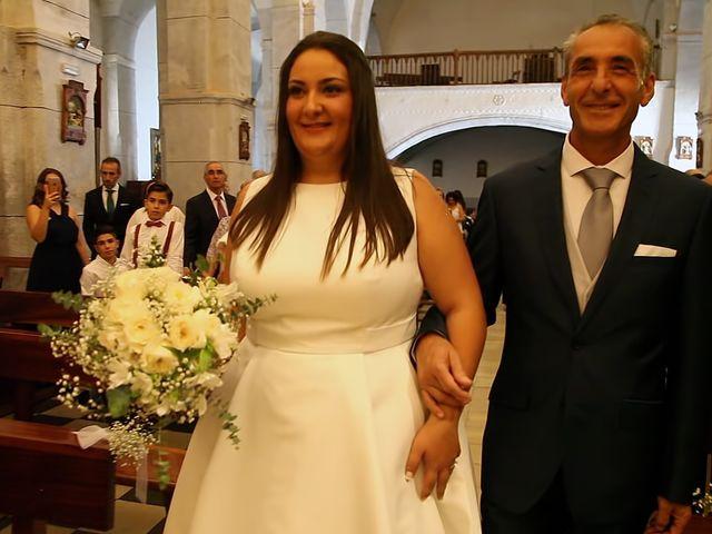 La boda de Raúl y Inma en Herrera Del Duque, Badajoz 43