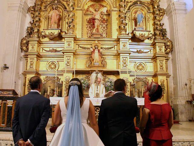 La boda de Raúl y Inma en Herrera Del Duque, Badajoz 44