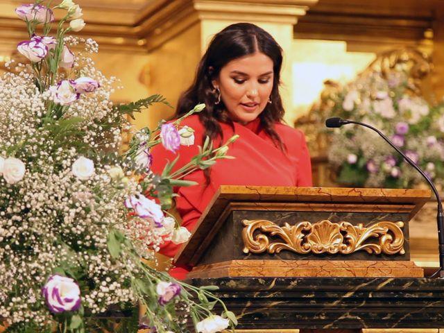 La boda de Raúl y Inma en Herrera Del Duque, Badajoz 45