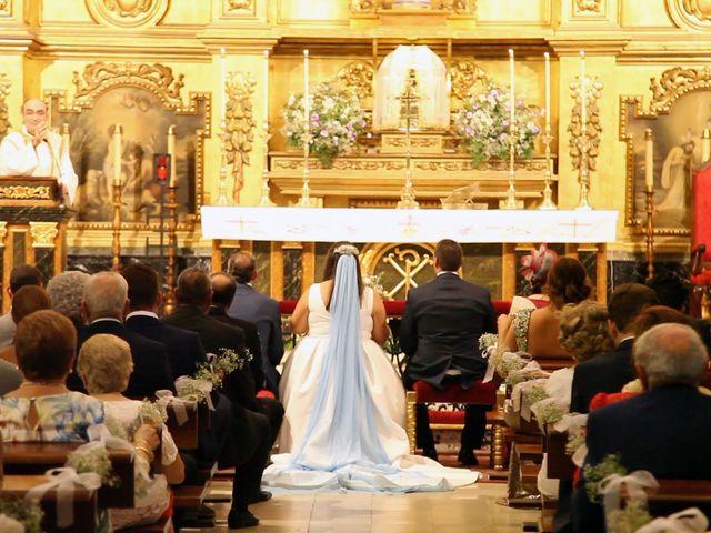La boda de Raúl y Inma en Herrera Del Duque, Badajoz 47