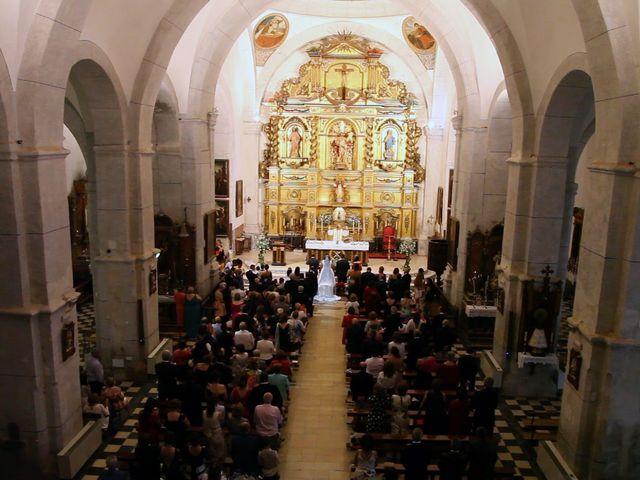 La boda de Raúl y Inma en Herrera Del Duque, Badajoz 51