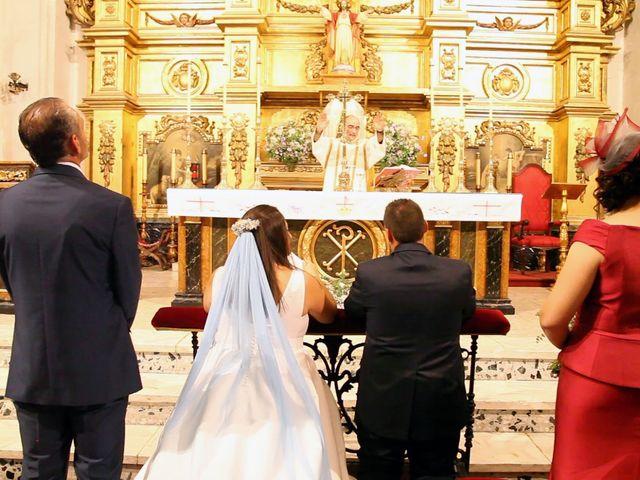 La boda de Raúl y Inma en Herrera Del Duque, Badajoz 55