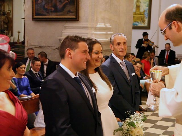 La boda de Raúl y Inma en Herrera Del Duque, Badajoz 56