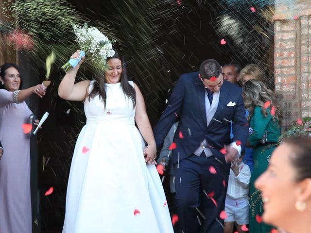 La boda de Raúl y Inma en Herrera Del Duque, Badajoz 58