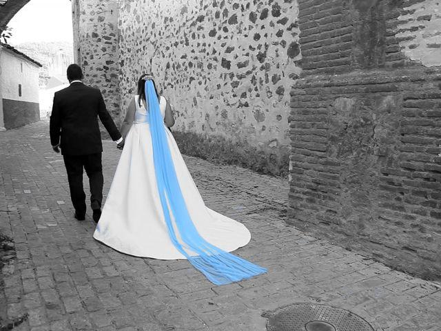 La boda de Raúl y Inma en Herrera Del Duque, Badajoz 61