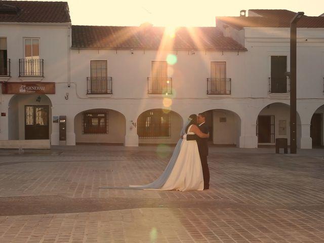 La boda de Raúl y Inma en Herrera Del Duque, Badajoz 66