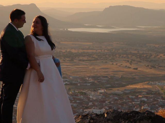 La boda de Raúl y Inma en Herrera Del Duque, Badajoz 71