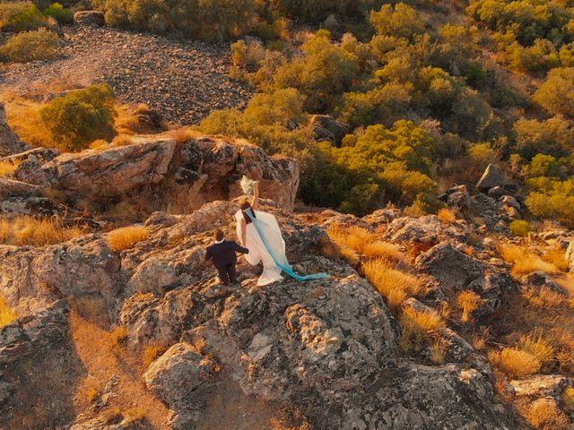 La boda de Raúl y Inma en Herrera Del Duque, Badajoz 73