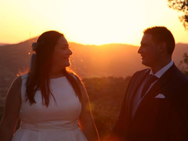 La boda de Raúl y Inma en Herrera Del Duque, Badajoz 76