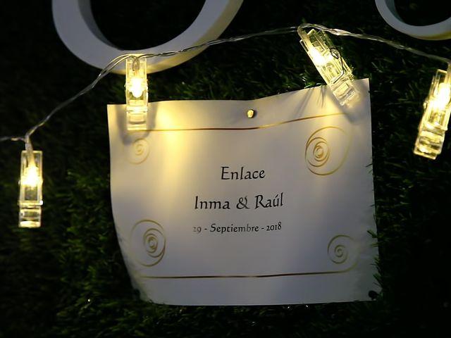 La boda de Raúl y Inma en Herrera Del Duque, Badajoz 78