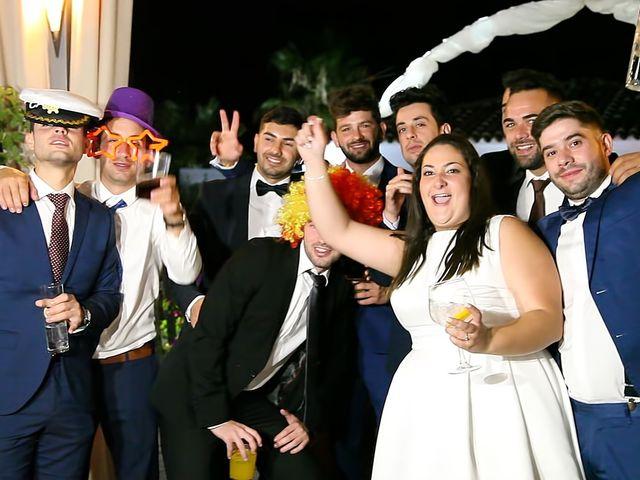 La boda de Raúl y Inma en Herrera Del Duque, Badajoz 89