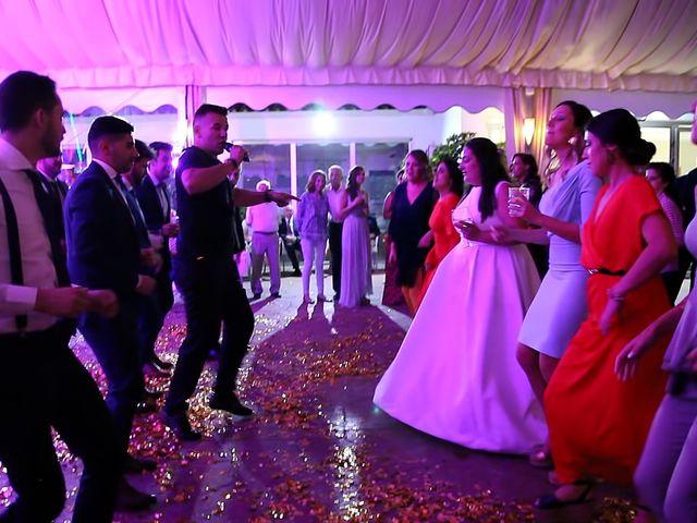 La boda de Raúl y Inma en Herrera Del Duque, Badajoz 90