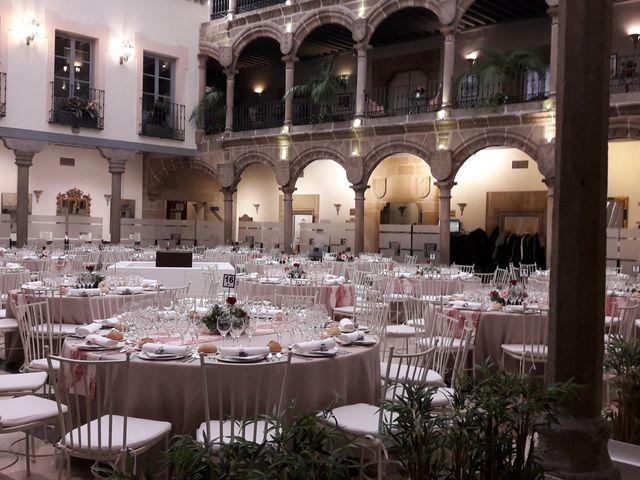 La boda de Miguel y Virginia en Ávila, Ávila 1