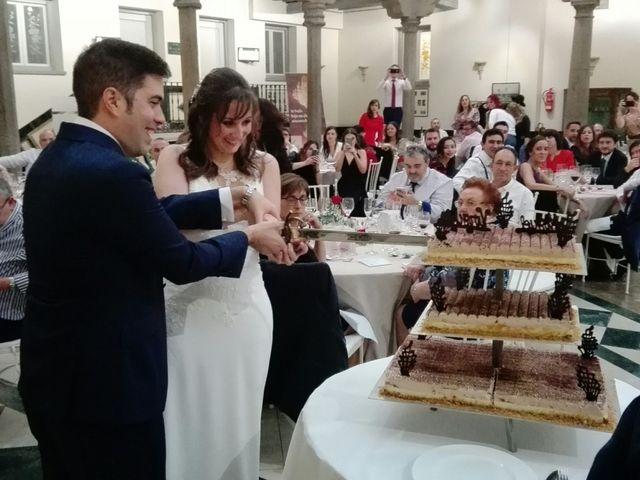La boda de Miguel y Virginia en Ávila, Ávila 2