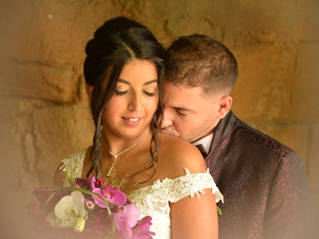 La boda de Eli y David