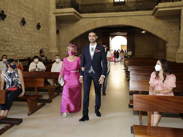 La boda de Sebastián y Raquel en Villacañas, Toledo 8
