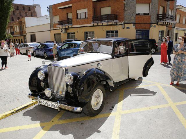 La boda de Sebastián y Raquel en Villacañas, Toledo 9