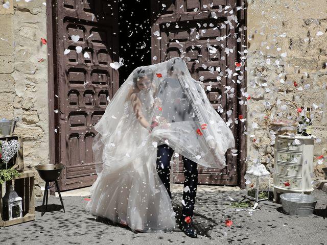 La boda de Sebastián y Raquel en Villacañas, Toledo 12